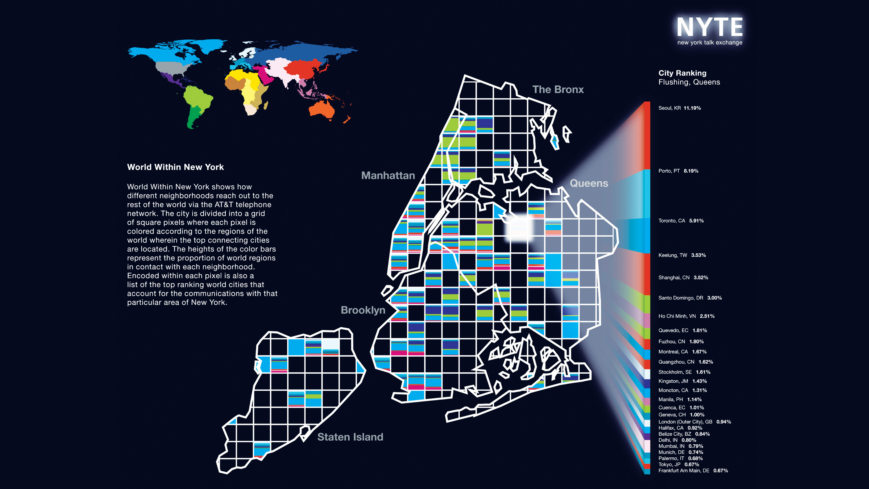carte des conversation New York  Carlo Ratti Stream 03  PCA-Stream