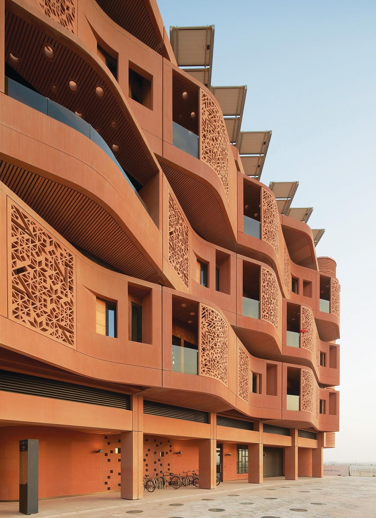 Masdar campus Richard Sennett  Stream 03  PCA-Stream