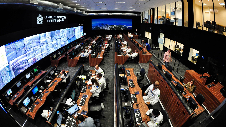 IBM, Centre d'opérations, Rio de Janeiro Richard Sennett  Stream 03  PCA-Stream