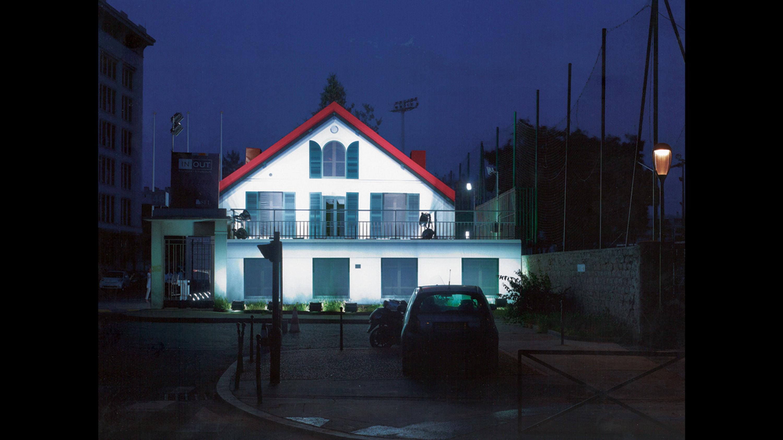 Le Pavillon Fantôme Alain Bublex Bertrand Julien-Laferrière Stream 02 PCA-STREAM