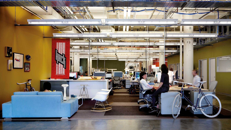 Quartier général de facebook Cesar Rubio Stream Lab STREAM 02 PCA-STREAM