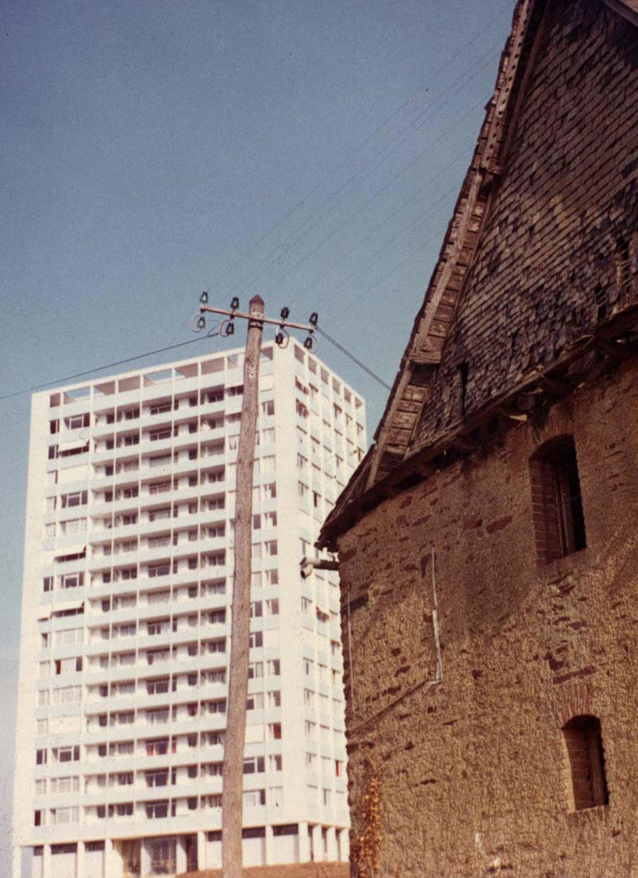 Rennes 1960 Christian de Portzamparc Stream 03  PCA-Stream