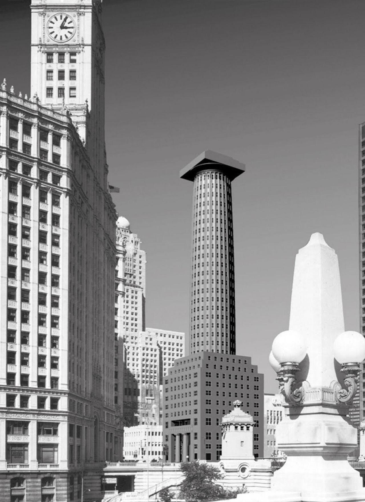 Chicago Tribune Tower Adolf Loos Louis H Sullivan Stream 02 PCA-STREAM
