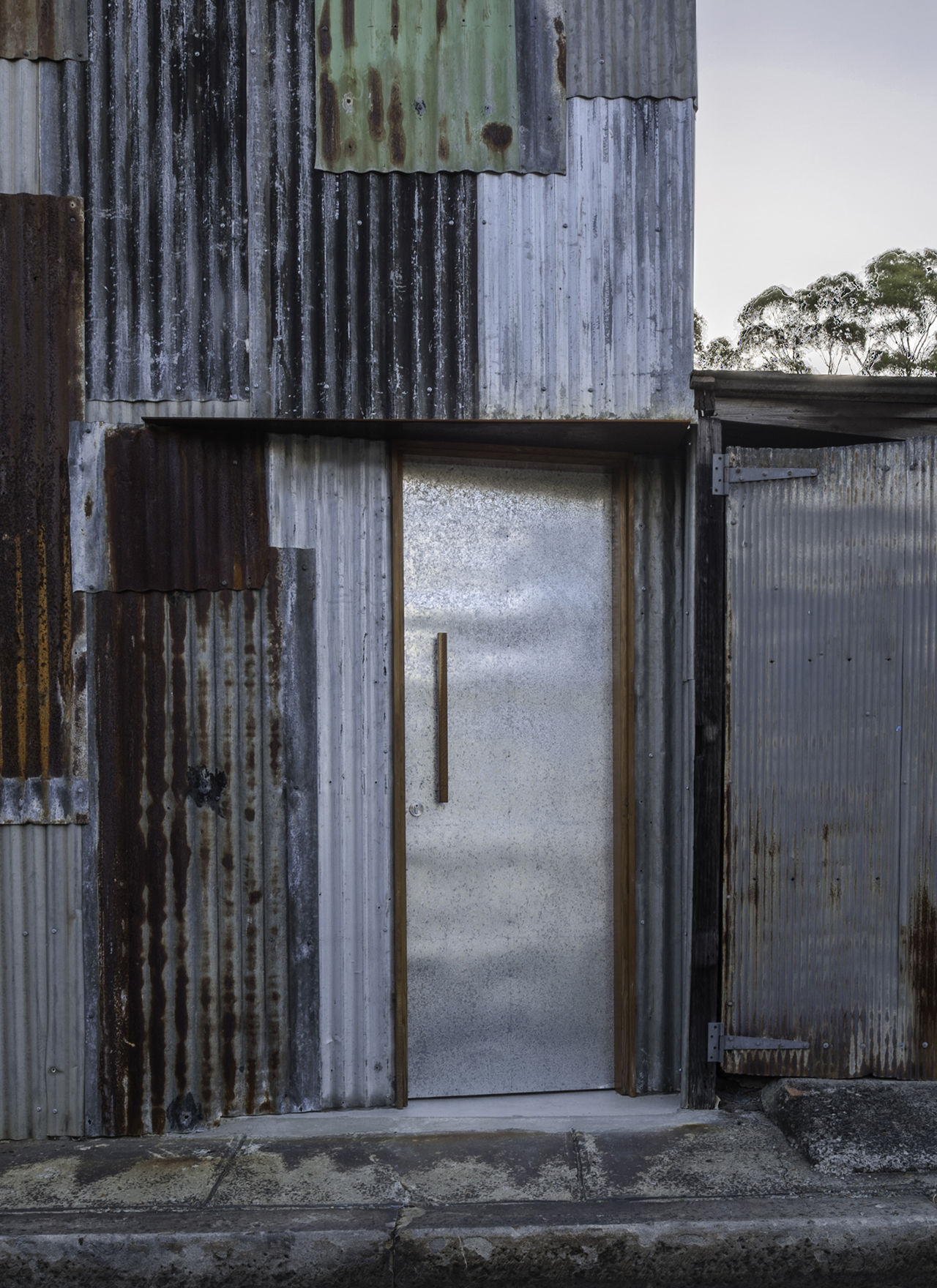 Tinshed House, Sydney, 2012 / Raffaello Rosselli © Mark Syke
