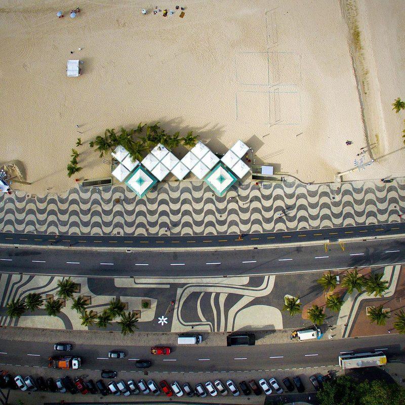 top view Copacabana  Roberto Cabot Stream 03  PCA-Stream
