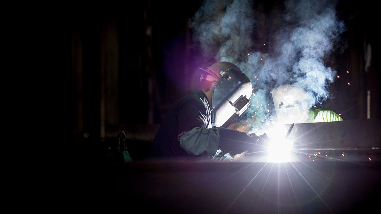 industrial welder Bernard Stiegler Stream 02 PCA-STREAM