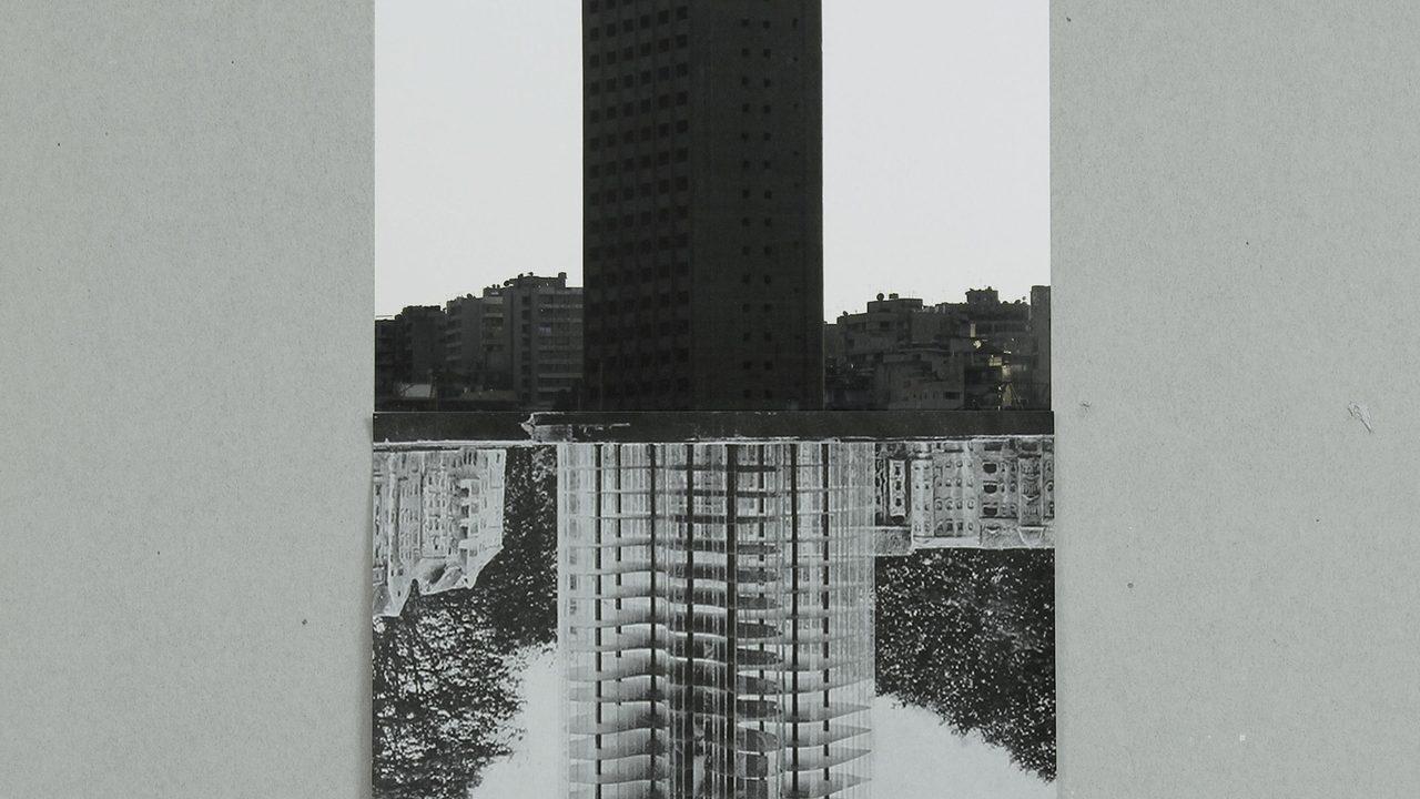 Montage d'images Faltbild Nach Rorschach Eric Stephany Stream 02 PCA-STREAM