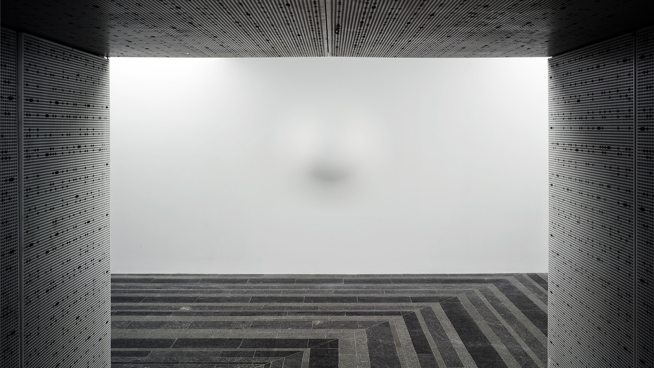 Fondation Pinchuk PCA-STREAM exposition tondo marbre