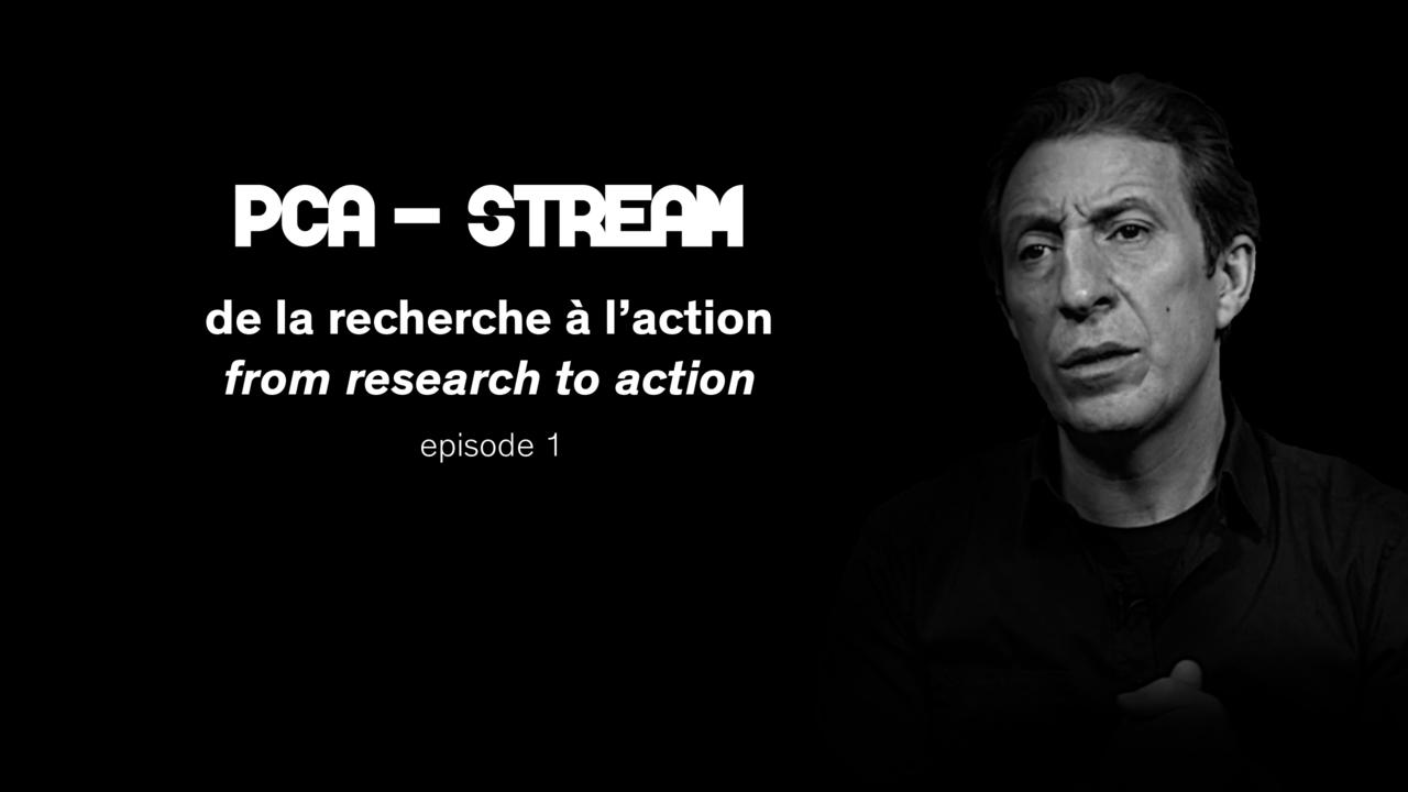 documentaire gilles coudert biennale architecture lyon PCA STREAM recherche action process innovation revue pluridisciplinaire