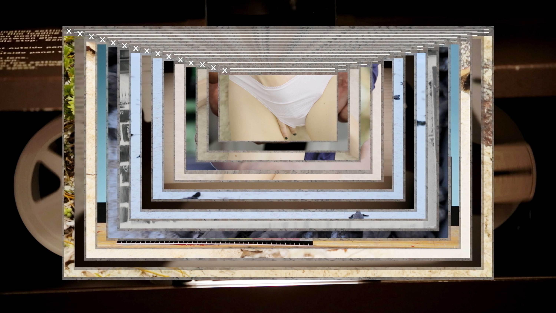 hand in panties Camille Henrot   Kamel Mennour   Bourriaud  Stream 03  PCA-Stream