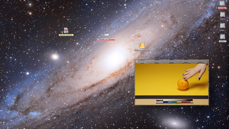 space wallpapers Camille Henrot   Kamel Mennour   Bourriaud  Stream 03  PCA-Stream