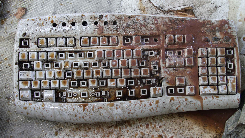 dirty keyboard   Matheus Rocha Pitta  Bourriaud  Stream 03  PCA-Stream