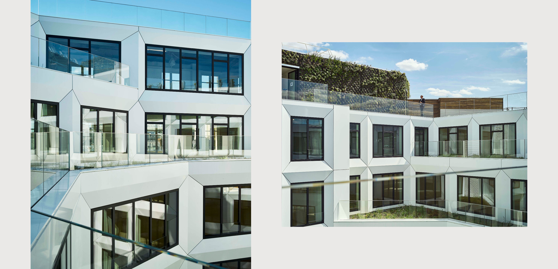 haussmann paris pca stream architecture rehabilitation glasshouse rooftop